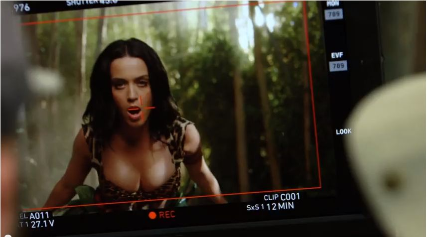 katy perry - making of roar