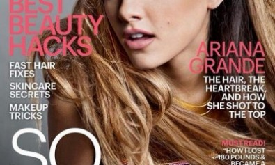 ariana grande - marie claire - rnb mag 3