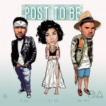 Découvrez le feat d'Omarion, Jhené Aiko et Chris Brown – Post To Be