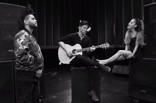 Ariana-Grande-The-Weeknd-Love-Me-Harder-Acoustic - rnb-mag