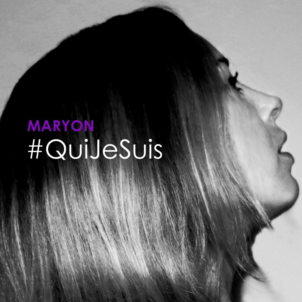Pochette MARYON - QUI JE SUIS FINAL