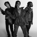 Rihanna dévoile le clip « FourFiveSeconds » avec Kanye West et Paul McCartney