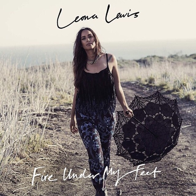 leona lewis - fire under my feet - rnbmag