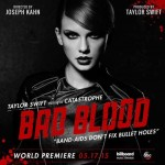 Taylor Swift dévoile le clip « Bad Blood » en feat avec Kendrick Lamar !