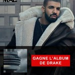 Gagne ton Album « VIEWS » de DRAKE