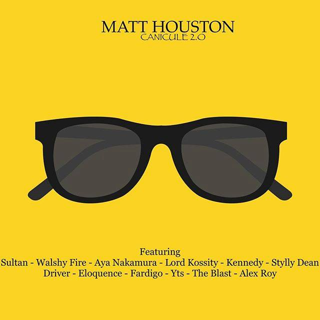matt houston - canicule 2.0 - rnb mag