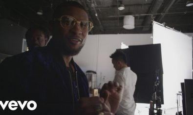 usher - no limit - behind the scene - rnb_mag com