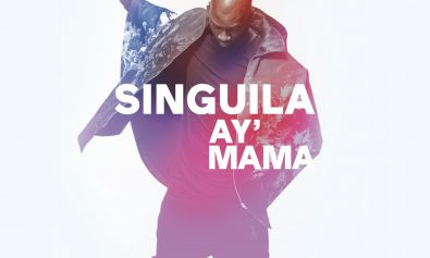 Singuila - Ay'Mama (Cover Single BD)