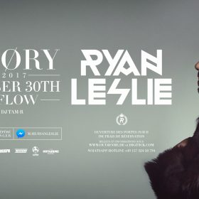 ryan leslies - history tour 2017 - flow paris - RNB-MAG