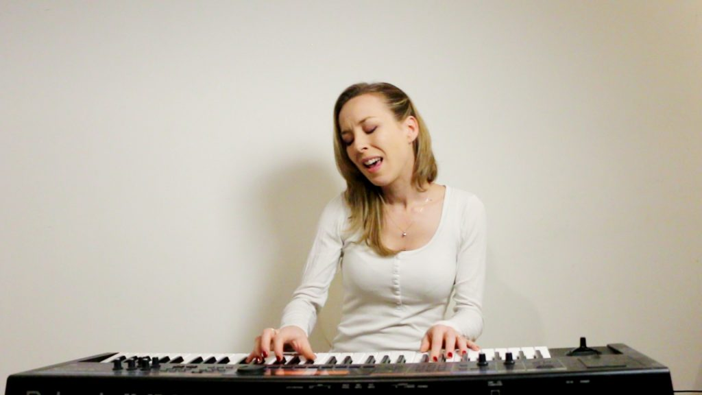 Alicia Keys - Fallin (Cover Maryon Corbelli)