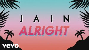 Jain dévoile son nouveau single « Alright »