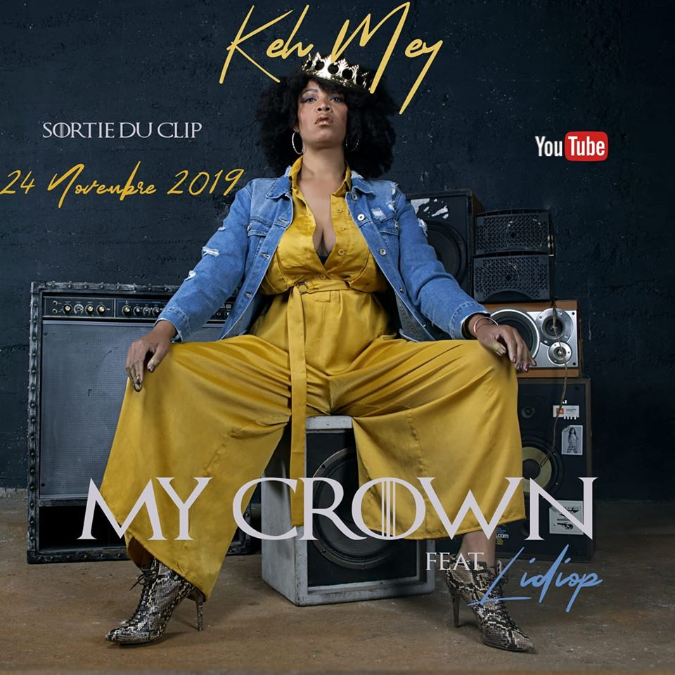 keh mey - my crown - rnb-mag_com